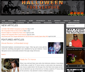 Halloween Forevermore Screenshot