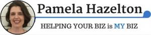 Pamela Hazelton log