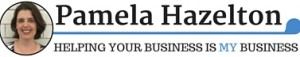 Pamela Hazelton logo