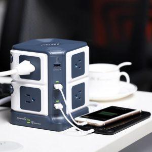 BESTEK Power Cube Surge Protector
